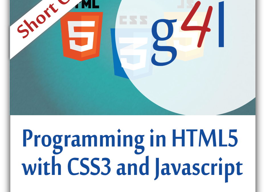 Programming in HTML5 with CSS3 and JavaScript