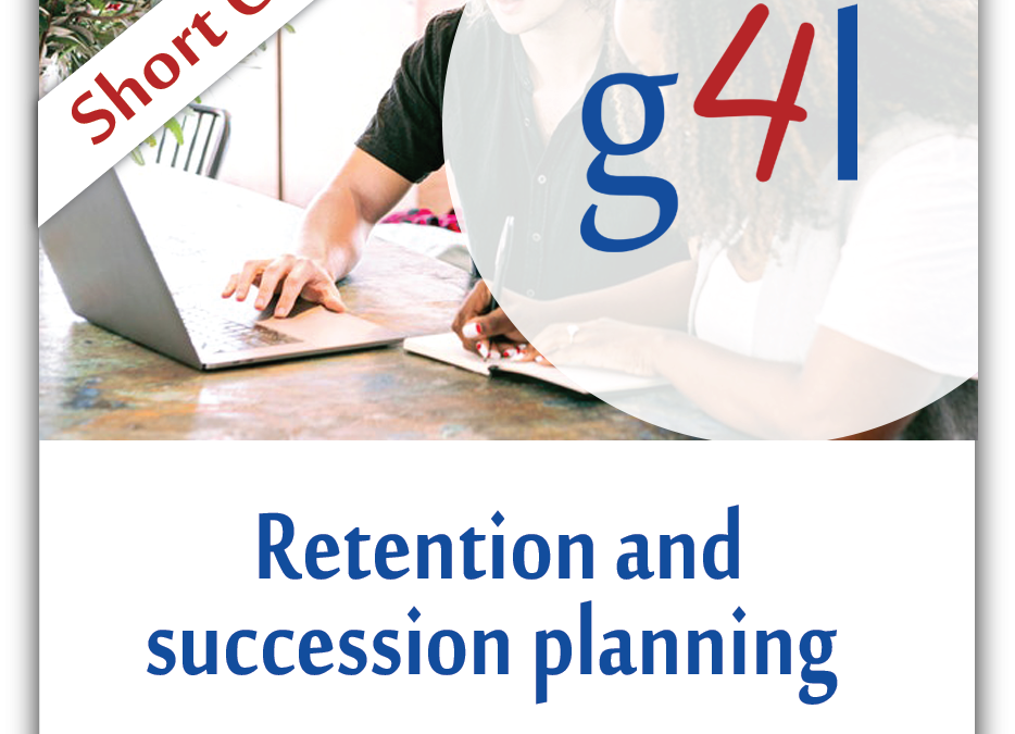 Retention and Succession Planning