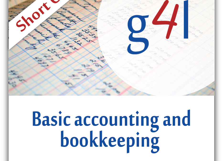 Basic Accounting and Bookkeeping
