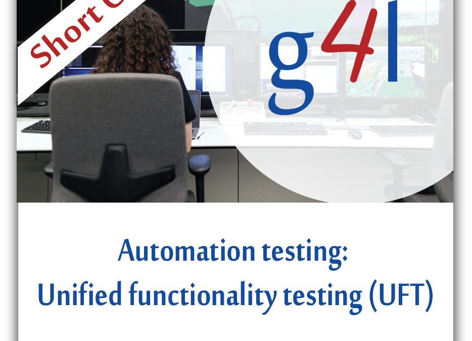 Automation Testing: Unified Functional Testing