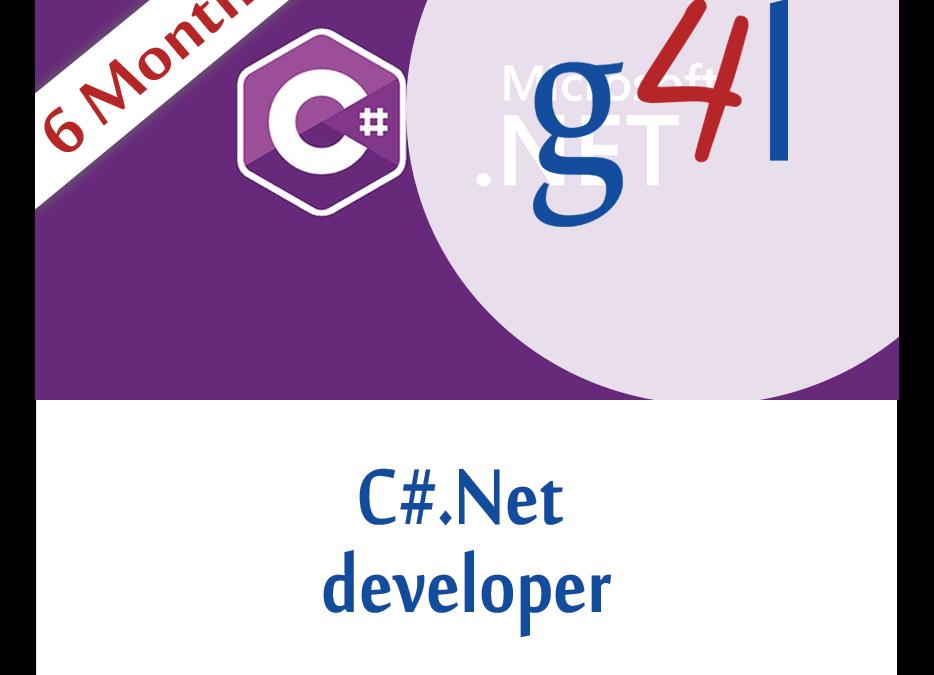 C#.Net Developer